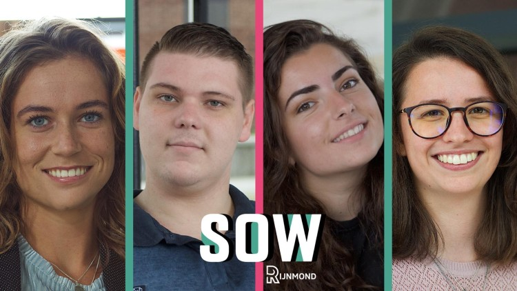 Groepsfoto SOW Rijnmond 2020